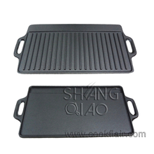Classic Cast Iron Reversible Griddle