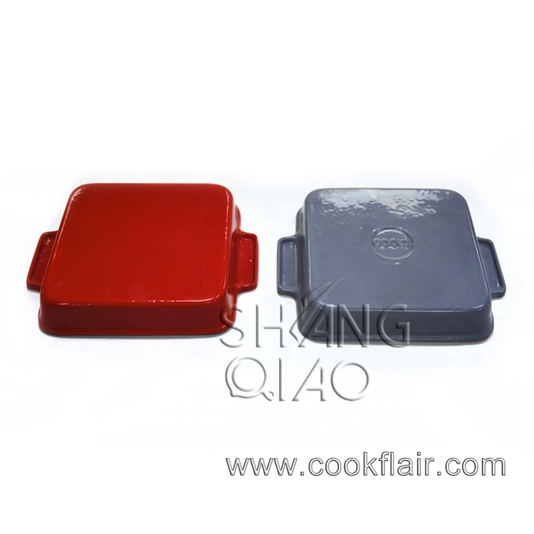 Square Cast Iron Roaster