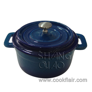 Mini Cast Iron Casserole