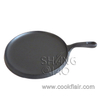 10 Inch Pre-seasoned Cast Iron Round Fry PanI